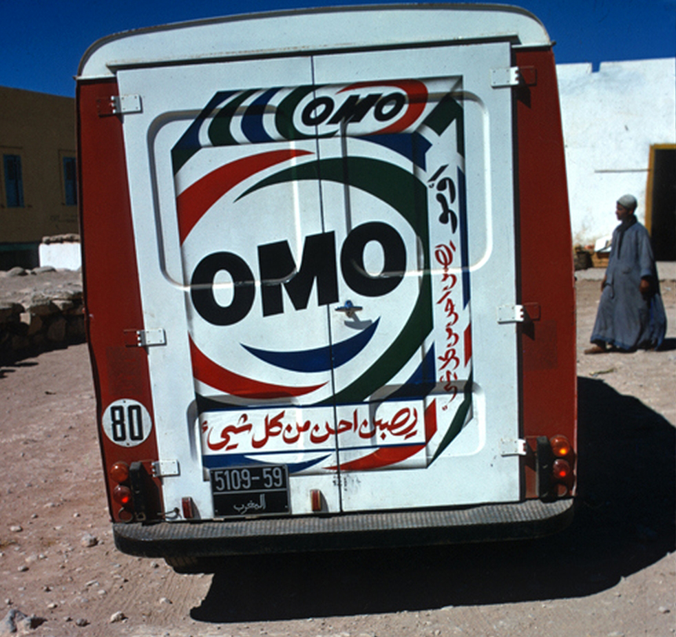 Transport Routier au Maroc - Histoire Clipb862