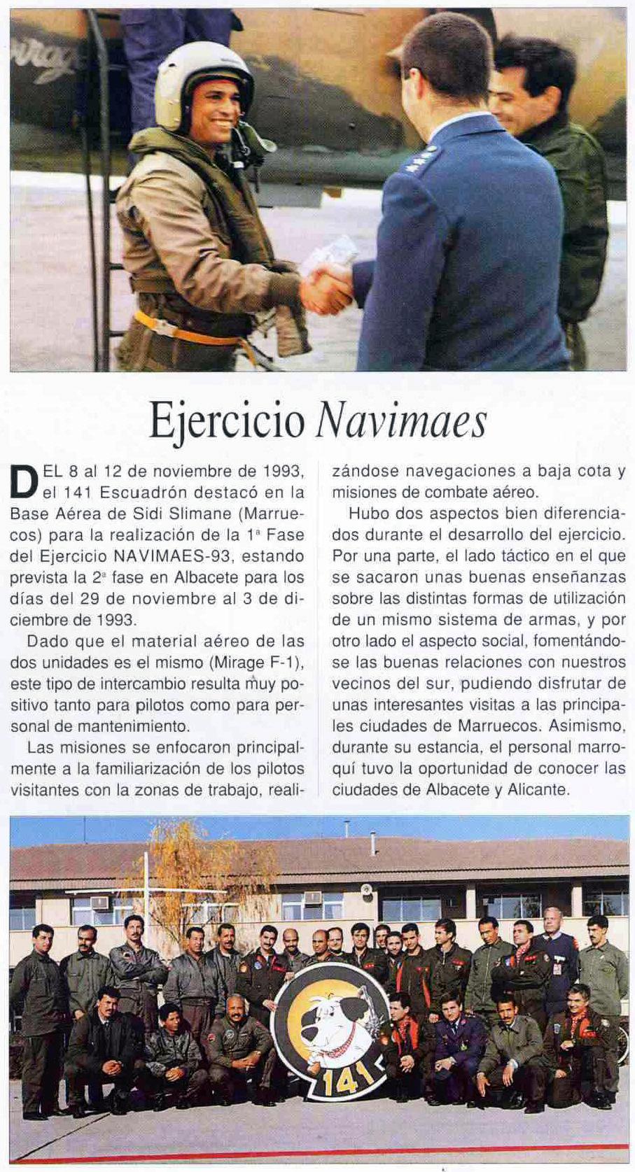 Exercice Navimaes 1993 Clipbo27