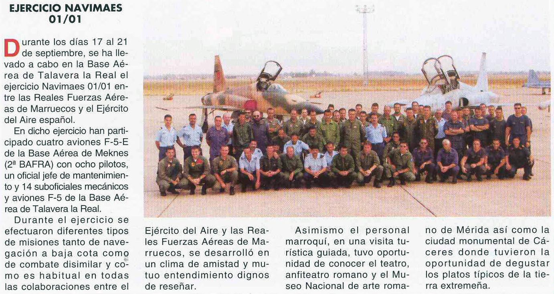 Exercice Navimaes 2001 Clipbo29