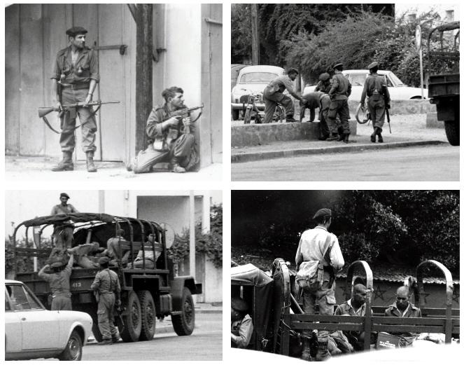 Tentative de coup d'État à Rabat et Skhirate le 10 juillet 1971  Clipbo86