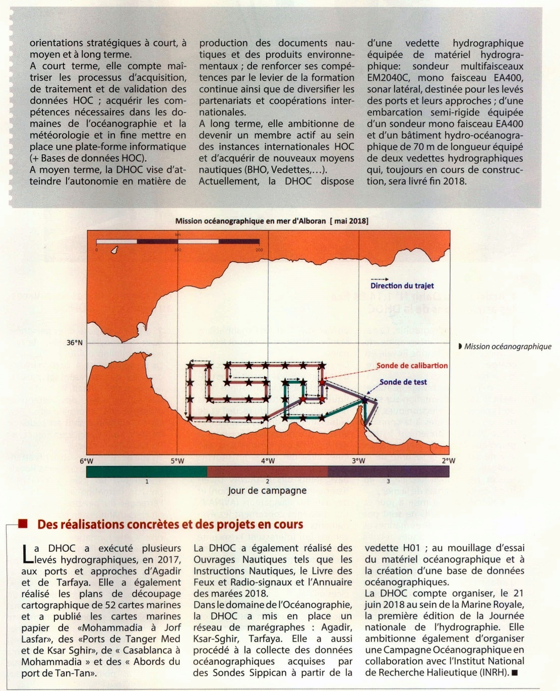 Royal Moroccan Navy Hydrographic, Oceanographic and Cartographic Division  / D.H.O.C - Page 3 Clipbo93
