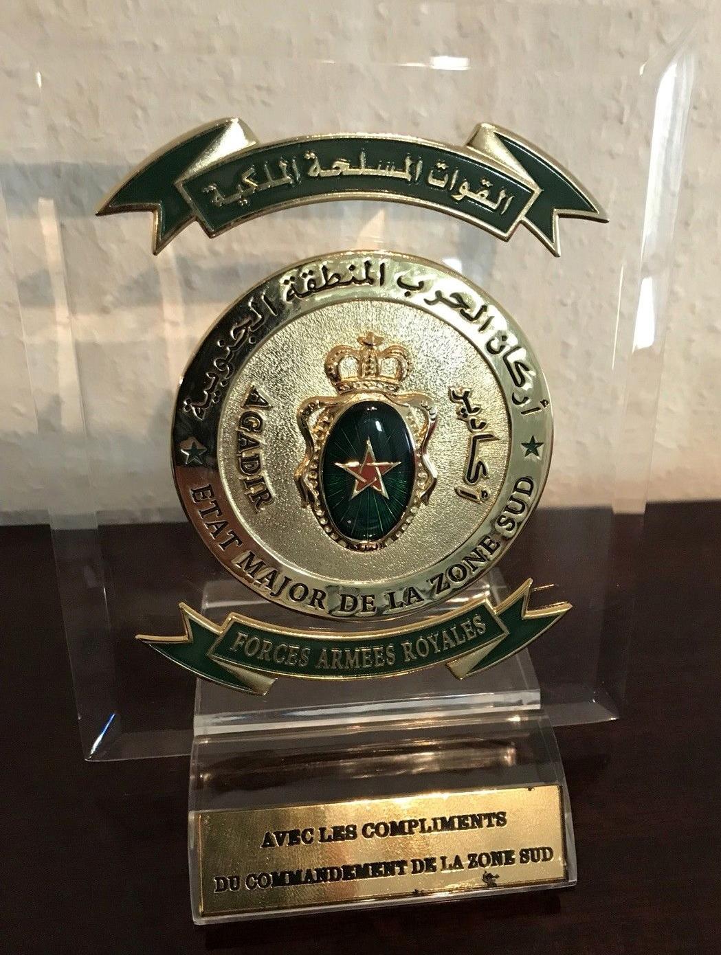 Unités, Grades et insignes dans les FAR / Moroccan Units and Ranks - Page 5 Clipbo94