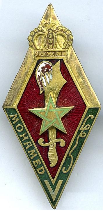 Unités, Grades et insignes dans les FAR / Moroccan Units and Ranks - Page 5 Clipbo97