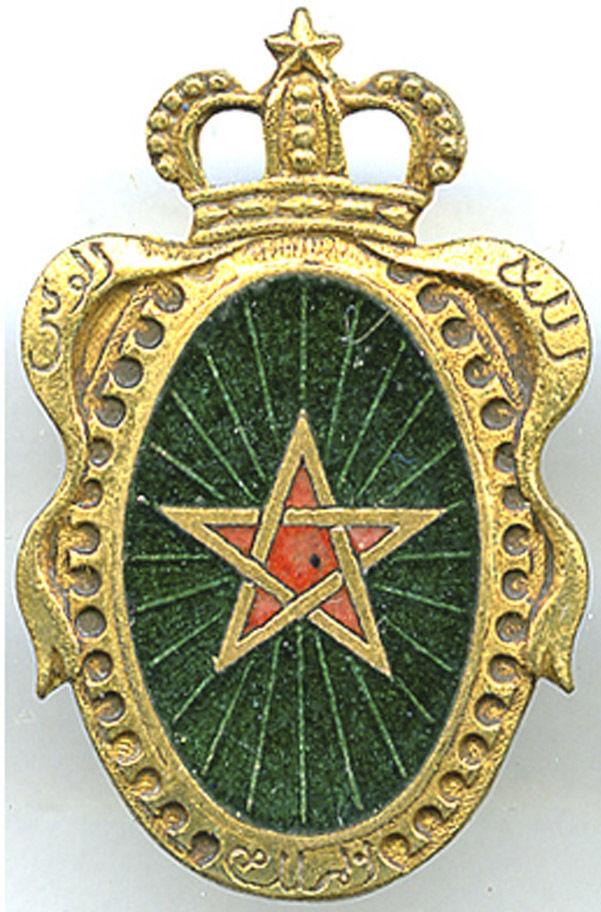 Unités, Grades et insignes dans les FAR / Moroccan Units and Ranks - Page 5 Clipbo98