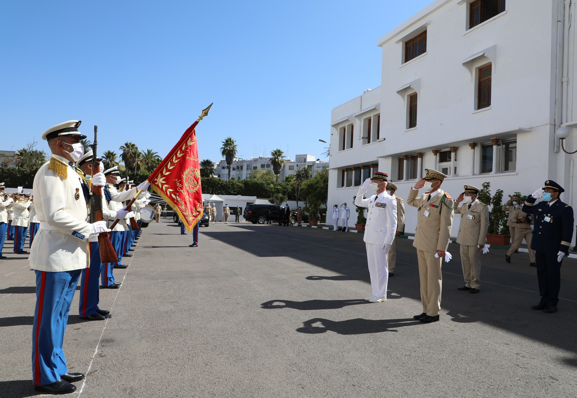Coopération militaire Maroco - Française  - Page 5 Fr-00010