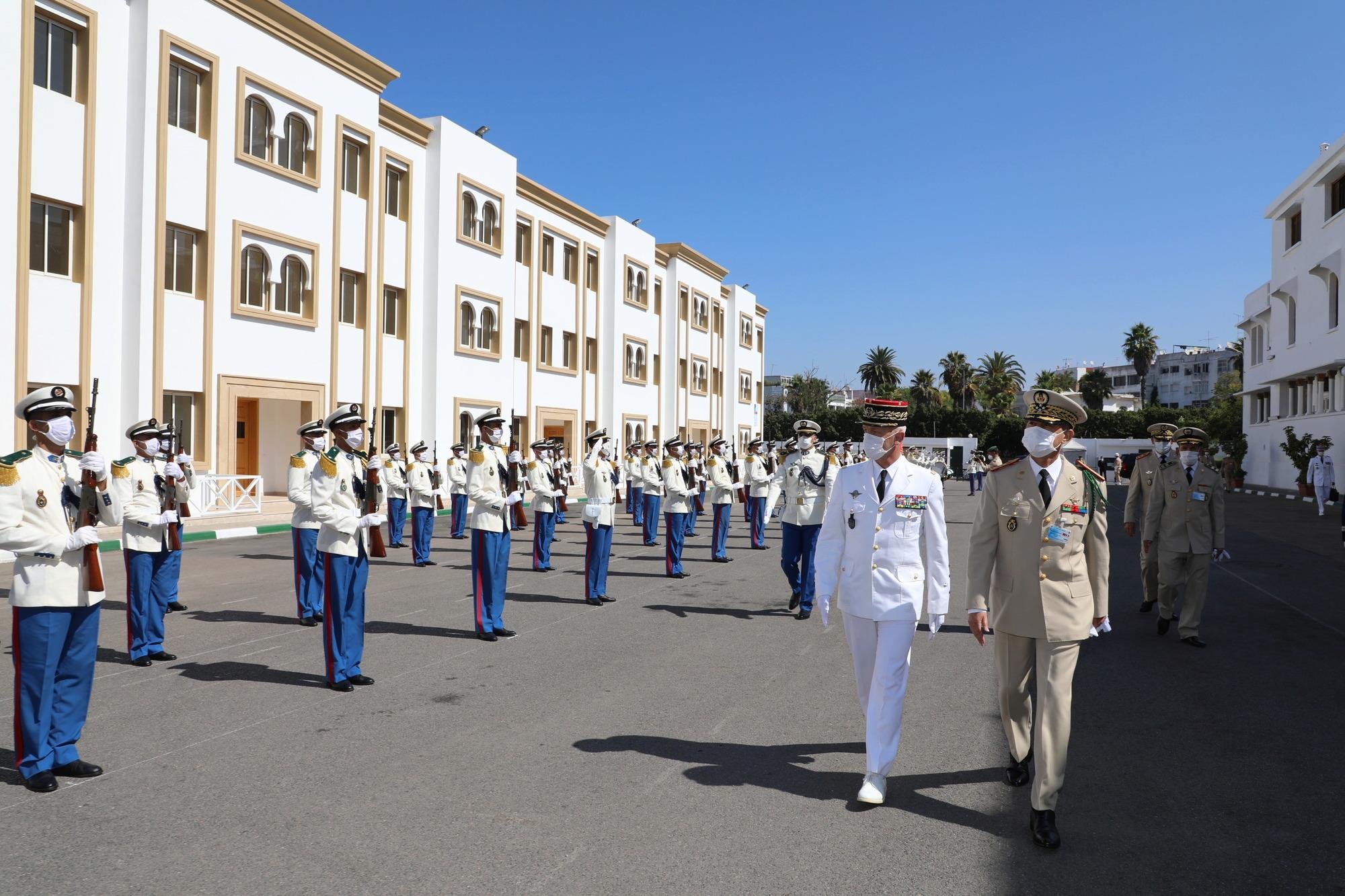Coopération militaire Maroco - Française  - Page 5 Fr-00110