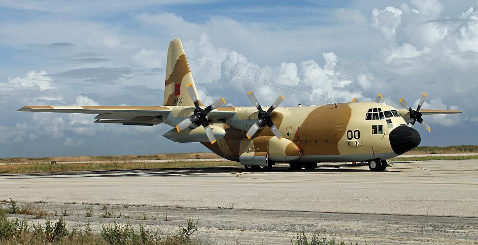 GV (Check-D) des C-130 Gv110