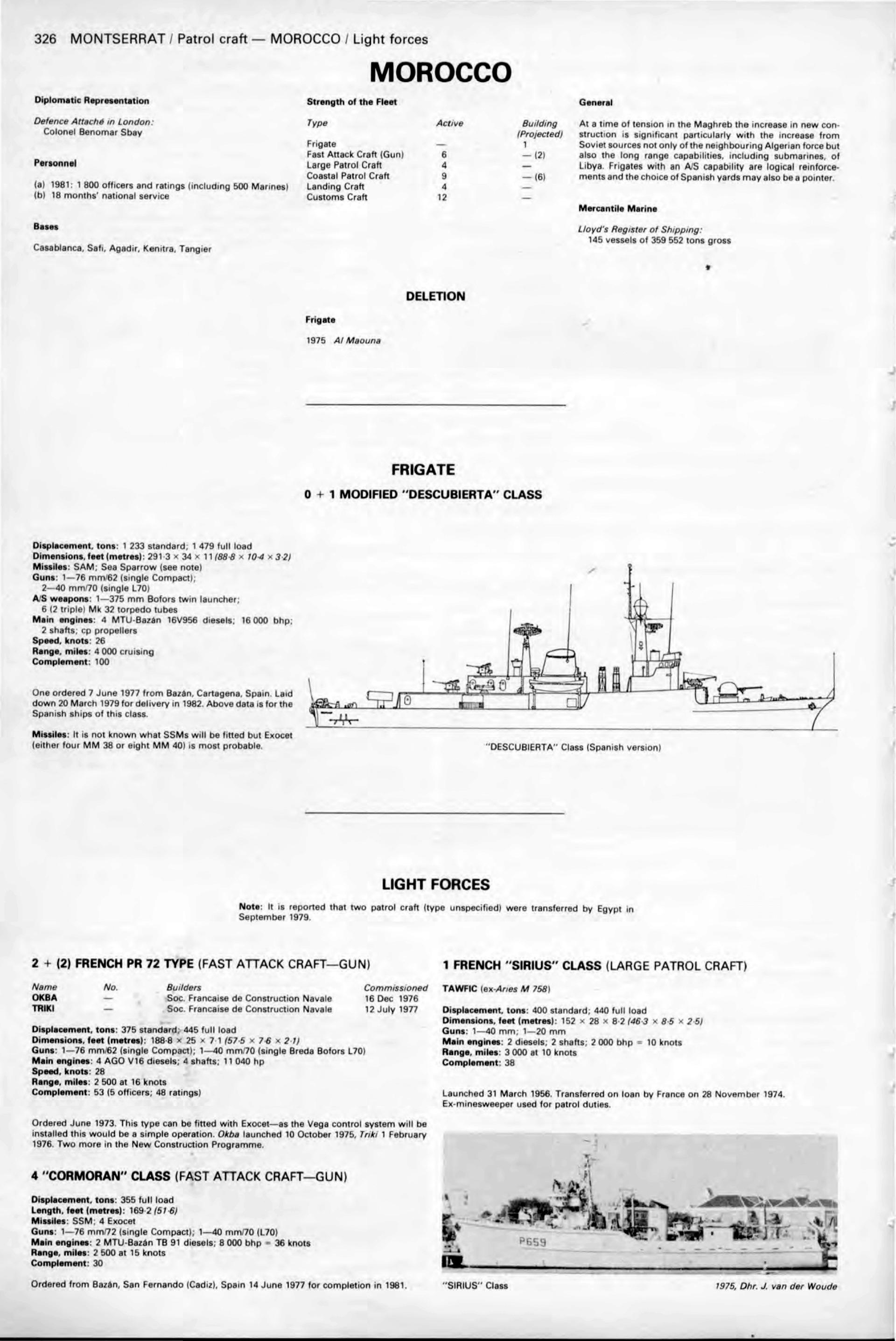 Articles à propos de la Marine Royale Marocaine Jane_s11