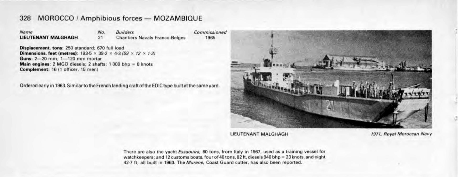 Articles à propos de la Marine Royale Marocaine Jane_s13
