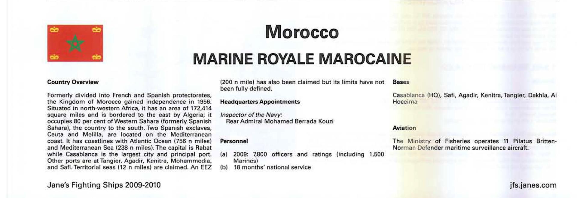 Articles à propos de la Marine Royale Marocaine Jane_s17