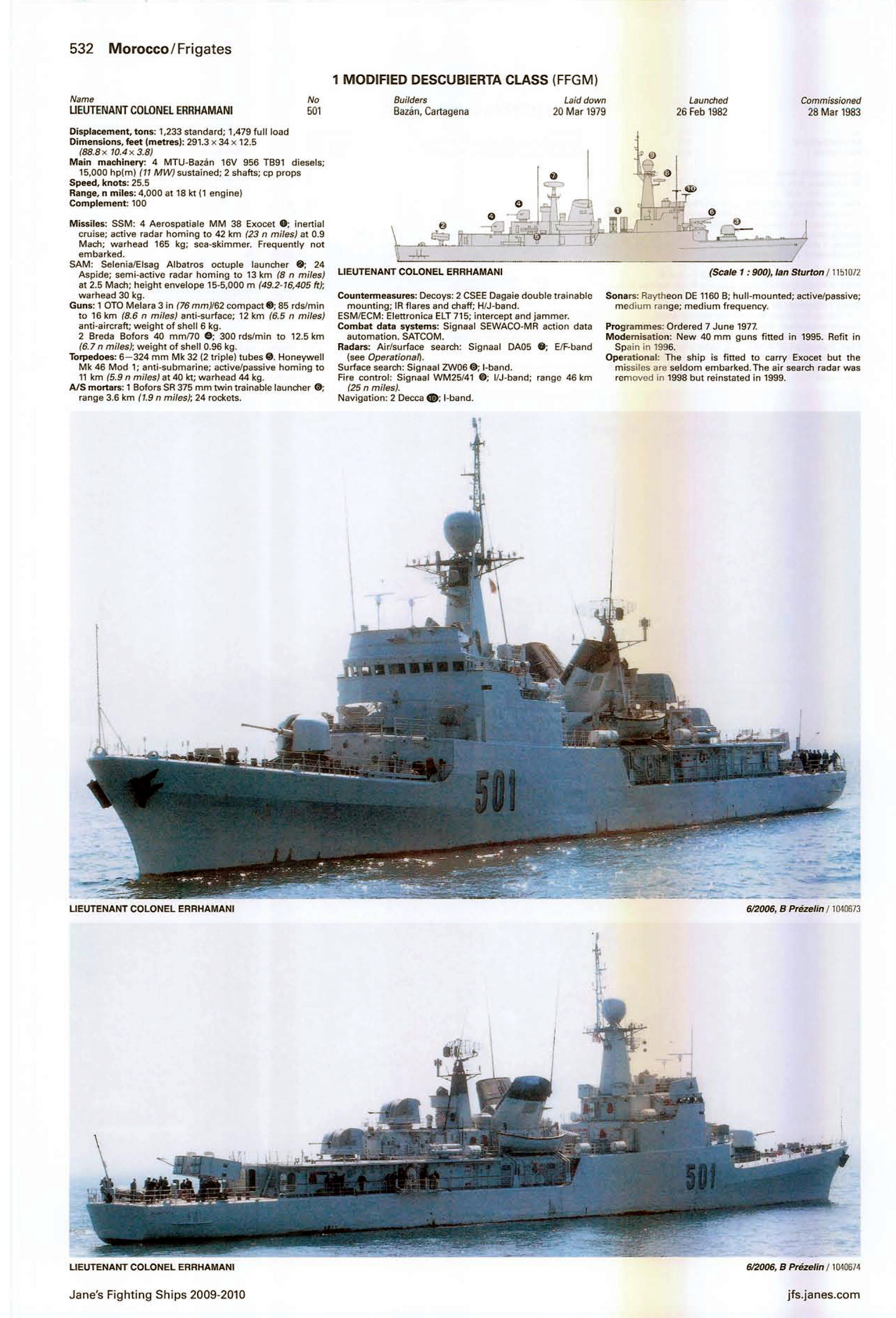 Articles à propos de la Marine Royale Marocaine Jane_s19