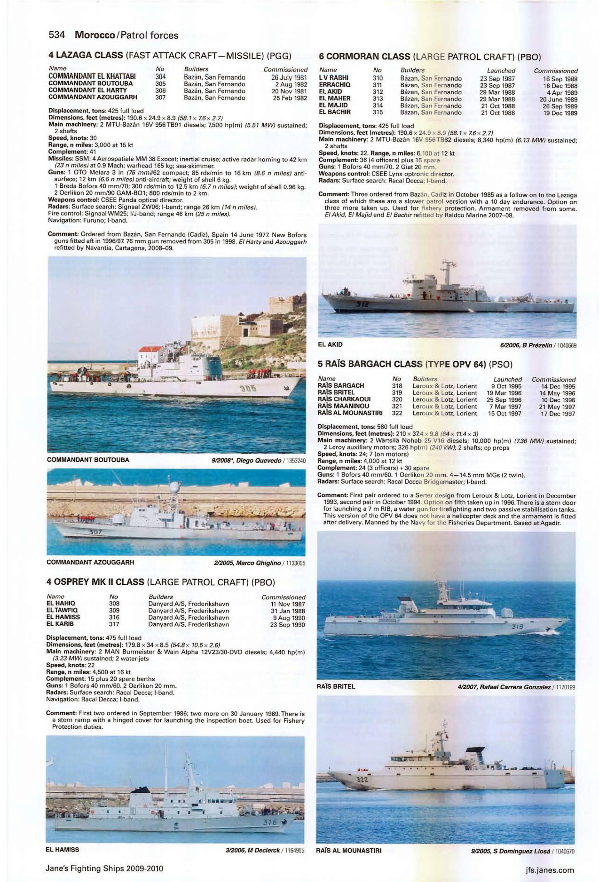 Articles à propos de la Marine Royale Marocaine Jane_s21