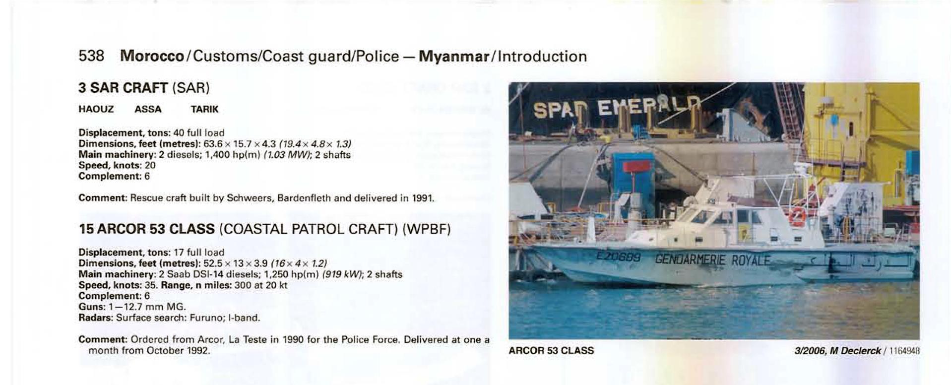 Articles à propos de la Marine Royale Marocaine Jane_s25