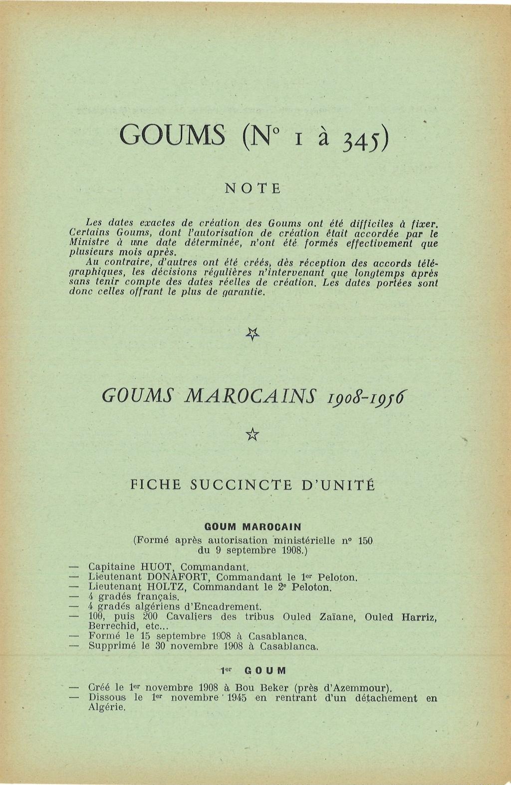 12 mai 1956 - Dissolution des Goumiers & integration aux FAR La_kou10