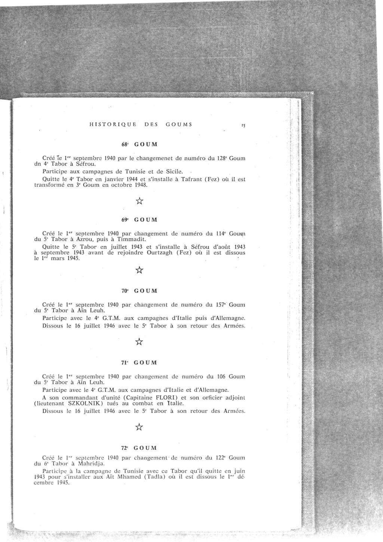 12 mai 1956 - Dissolution des Goumiers & integration aux FAR La_kou41