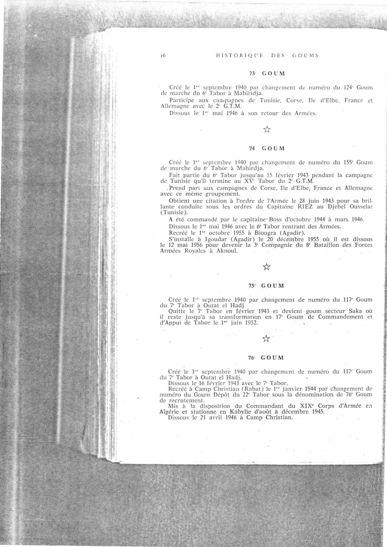 12 mai 1956 - Dissolution des Goumiers & integration aux FAR La_kou42