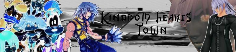 © KH Town La ville de Kingdom Hearts