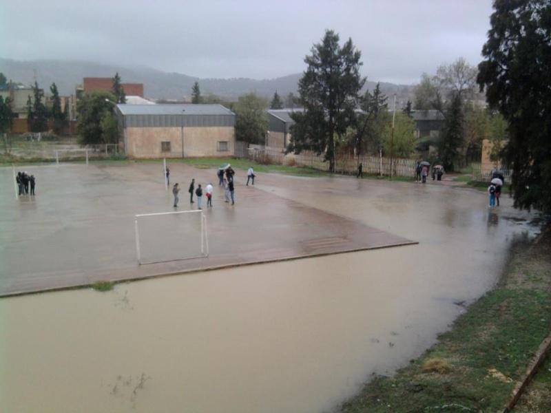 Pluies torrentielles  à SAIDA 40758410