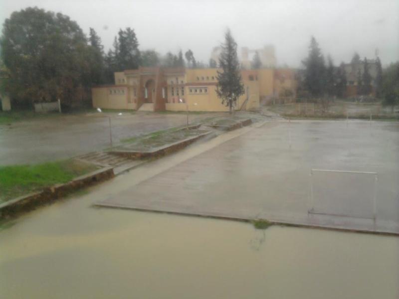 Pluies torrentielles  à SAIDA 53091310