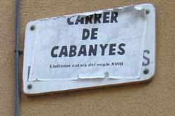 El origen de la calle Poeta Cabanyes de Barcelona Mdgwmj10