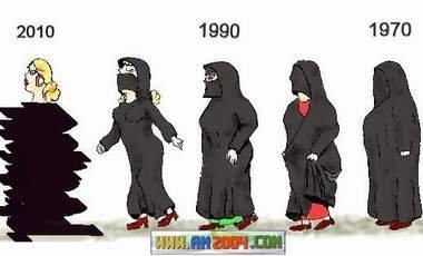 حجاب العصر الله يستر علينا مضحك ومبكي 17746510