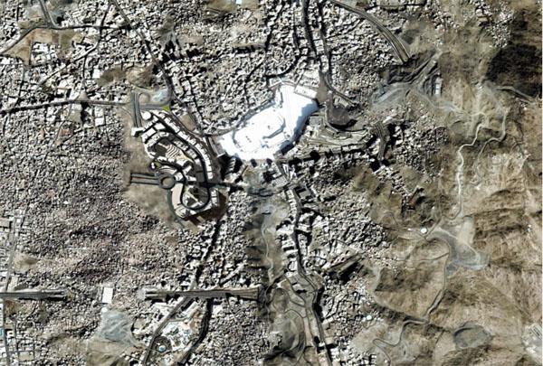 مـكـة المكرمة عام 2010 م :مشروع جبل عمر: صور Meka110