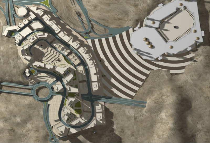 مـكـة المكرمة عام 2010 م :مشروع جبل عمر: صور Meka410