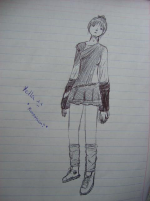wiii algunos de mis dibujos ^//^ Ahahah10