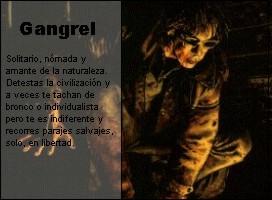 ¿Qué clan eres? test Gangre10