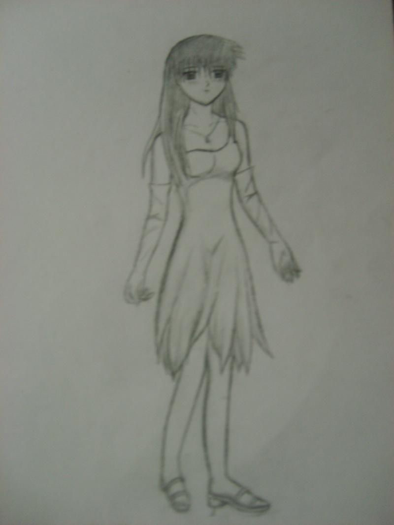 wiii algunos de mis dibujos ^//^ S6001610