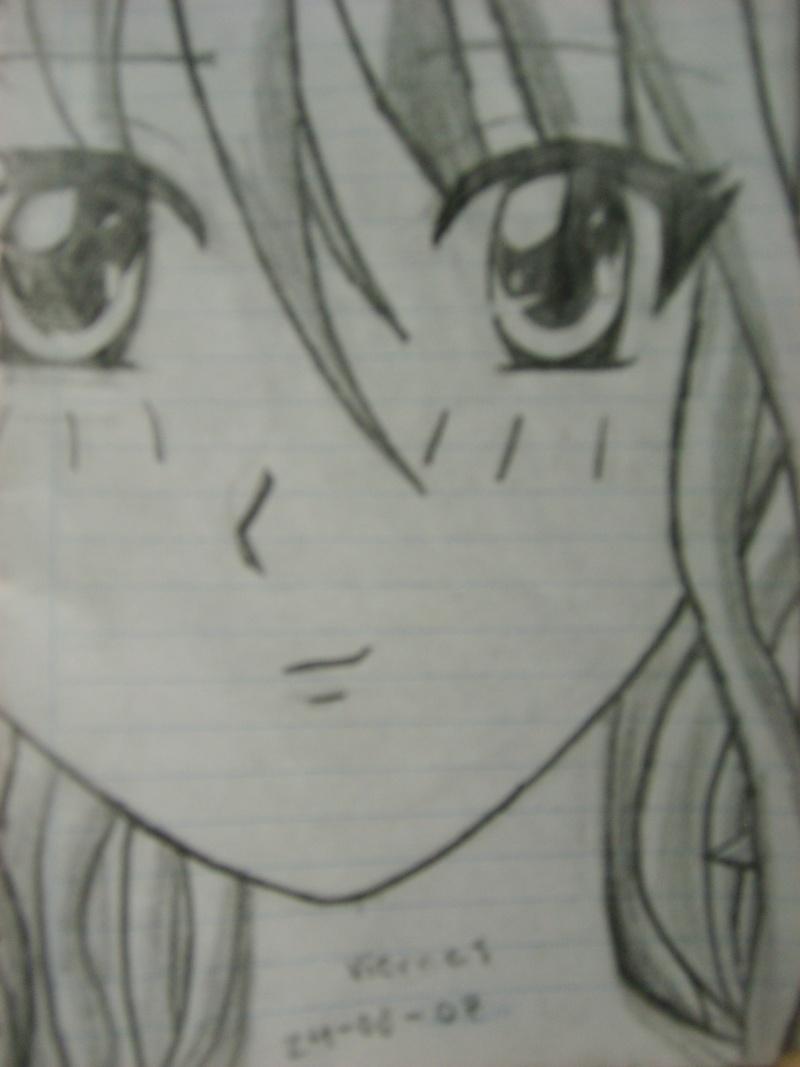 wiii algunos de mis dibujos ^//^ S6001615