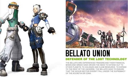 Rising Force Online (RF Online) Bellat10