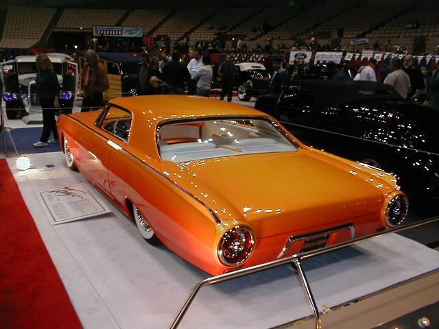 Ford Thunderbird 1961 - 1963 custom & mild custom - Page 2 0011-v10