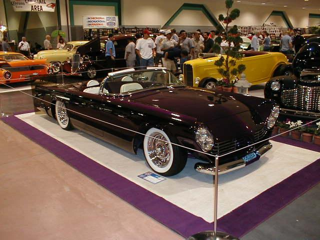 1955, '56 and '57 T-Bird custom & mild custom 0021-v10