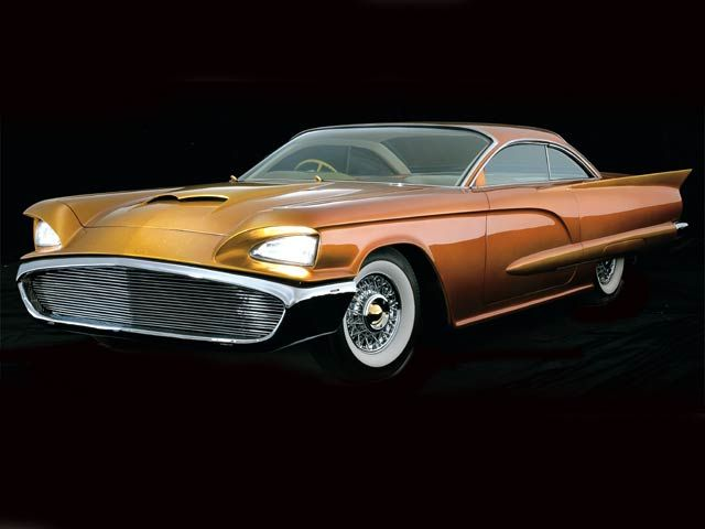 Ford Thunderbird 1958 - 1960 custom & mild custom 0503cr10