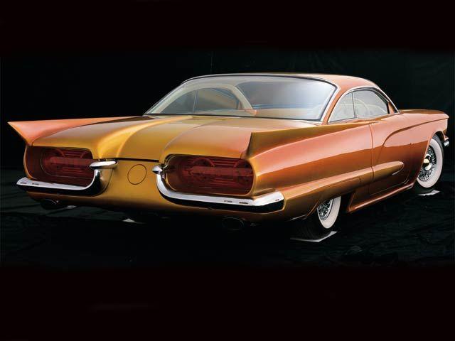 Ford Thunderbird 1958 - 1960 custom & mild custom 0503cr11