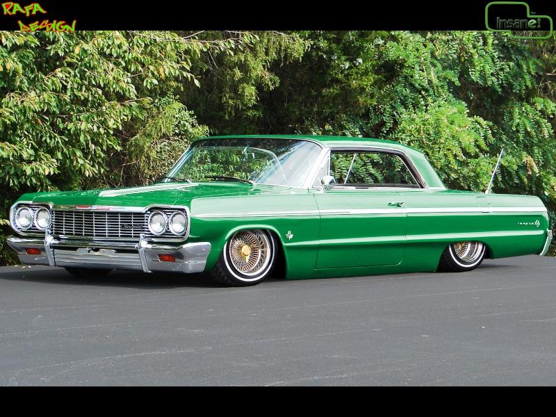 low riders sur us car 1960's et 1970's 13555_10