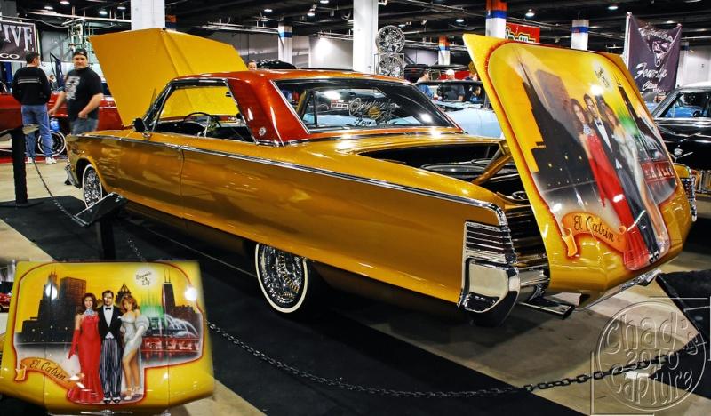 low riders sur us car 1960's et 1970's 44834611