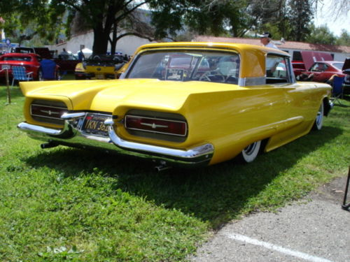 Ford Thunderbird 1958 - 1960 custom & mild custom Kgrhqf52