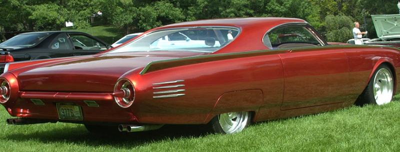 Ford Thunderbird 1961 - 1963 custom & mild custom - Page 2 Redcus10