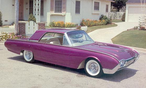 Ford Thunderbird kustom Thunde10