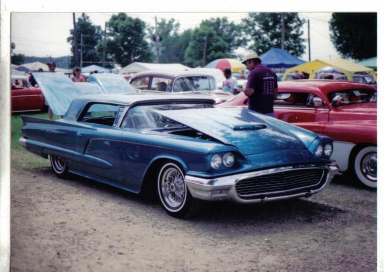 Ford Thunderbird kustom User1413