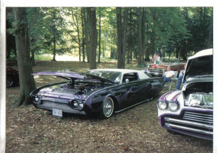 Ford Thunderbird kustom User1414