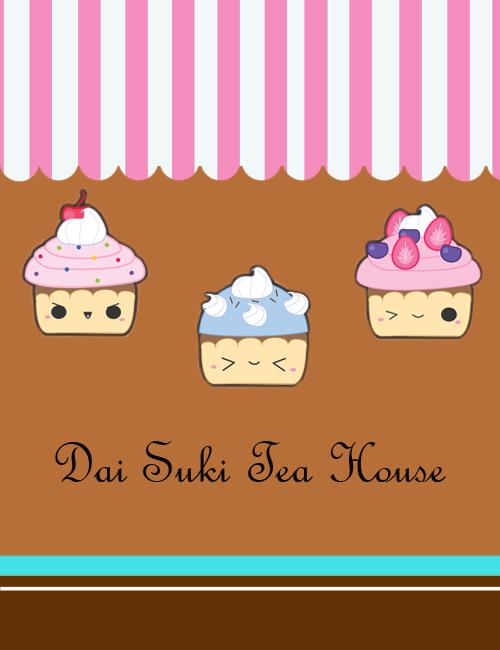 ~ DaiSuki Tea House ~ Capa11