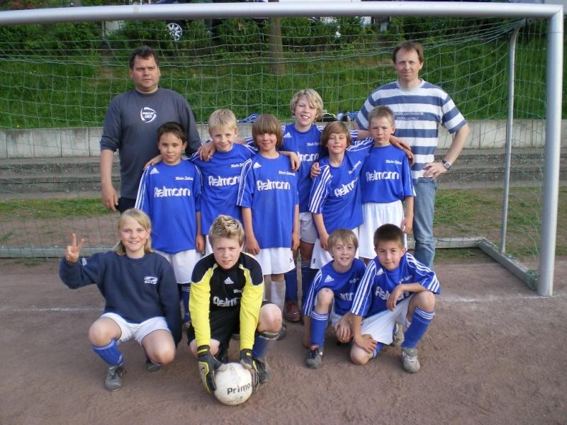 10:1-Sieg zum Saisonabschluss 20070810