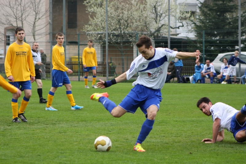 21.Spieltag: BaWa - SG Franken/Königsfeld/.W. II 6:2 (1:0) Img_0043