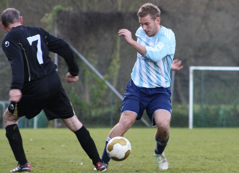 13.Spieltag: BaWa - SG Leimbach/Adenau/Reiff. 1:1 (0:1) Img_9211