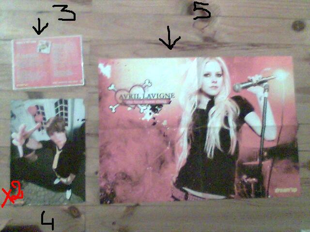 vend/echange poster et carte postal de plusieur groupe Photo029