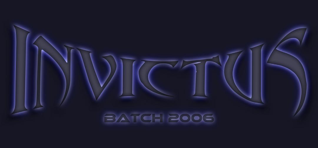 Invictus Invict10