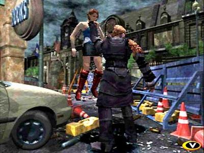 Resident evil series. Reside10